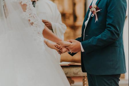 Carta de traslado: ¿se casarán en una iglesia distinta a la que les toca?