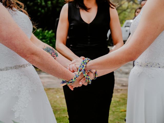Ceremonias simbólicas para personalizar su boda