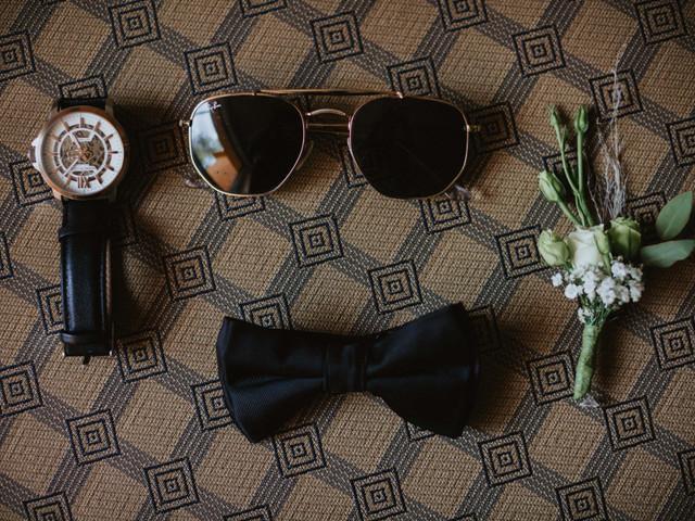 12 accesorios para novio, ¿cuáles incluirás en tu look nupcial?