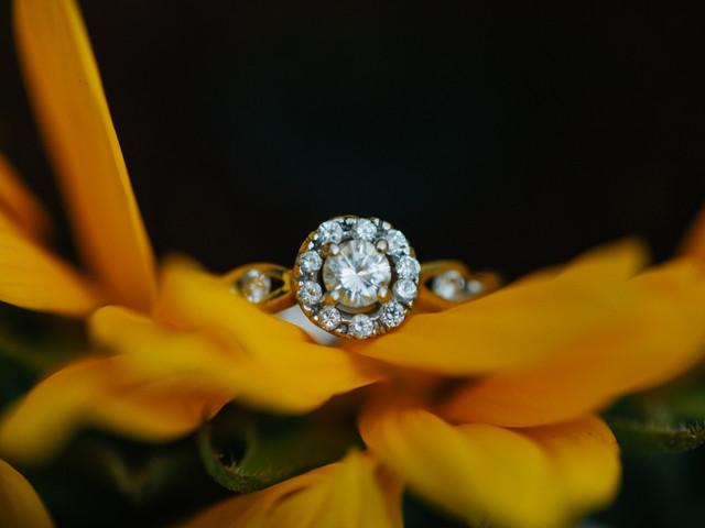¿Qué significan estas 10 piedras preciosas en el anillo de compromiso?
