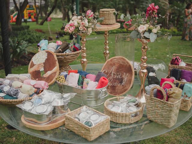 Recuerdos para boda económicos: cómo impactar más con menos