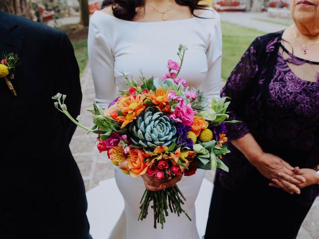 6 consejos para elegir el ramo de novia perfecto para ti