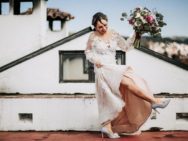 Zapatos de novia para todas las estaciones y climas: ¡aprende a elegir!