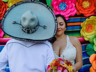 100 novios y novias muy mexicanos, ¡que viva el estilo tradicional!