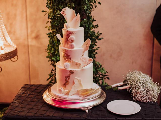 10 tendencias en pasteles de boda 2020, ¡deliciosamente irresistibles!