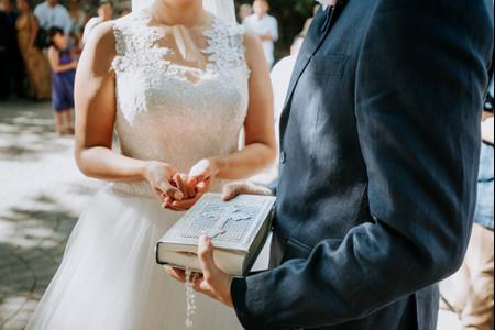 ¿Casarse por la Iglesia sin tener el bautismo, la primera comunión o la confirmación?