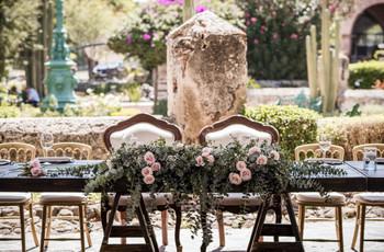 ¿Quién se debe sentar en la mesa de honor para boda?