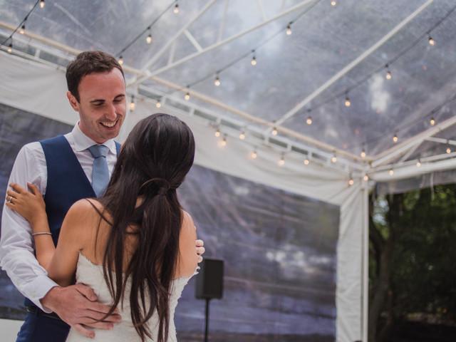 Guía para rentar una carpa para la boda ¡y tenerlo todo cubierto!
