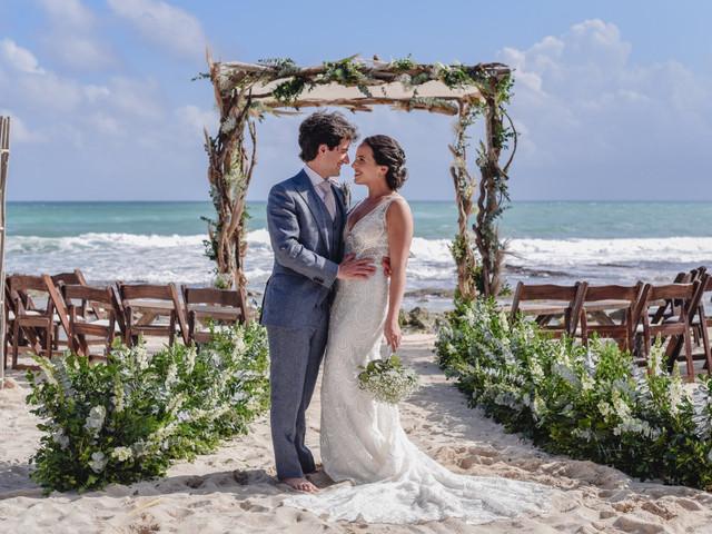 """Boda en la playa: 7 consejos para un """"sí, quiero"""" perfecto frente al mar"""