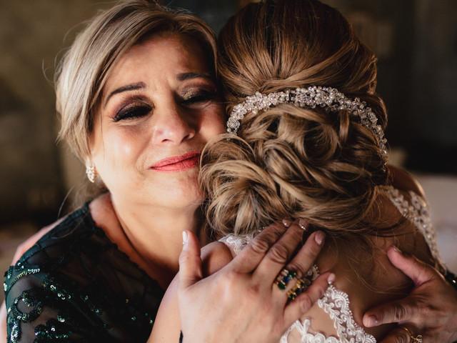 12 momentos muy especiales que vivirás con tu mamá en la boda