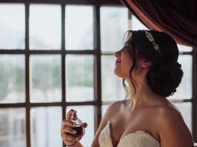 Perfume de la novia: 6 claves para elegir la fragancia ideal para la boda