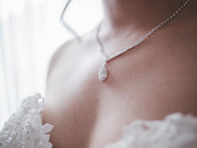 12 tipos de collares que toda novia debería conocer