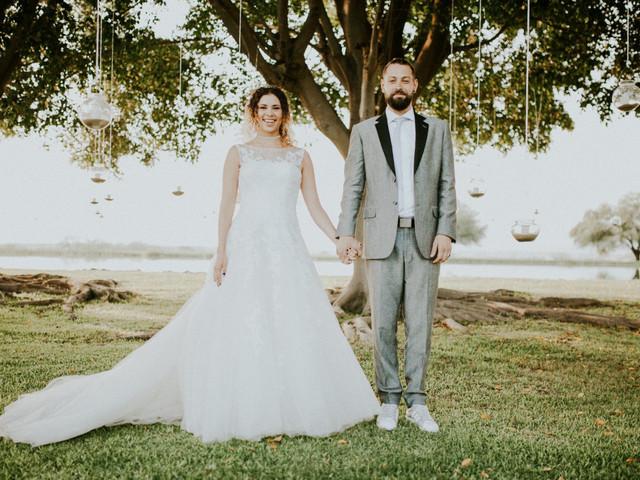 11 ideas para la decoración de los árboles en la boda