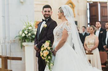 Protocolo para bodas religiosas: tradiciones y costumbres en la iglesia