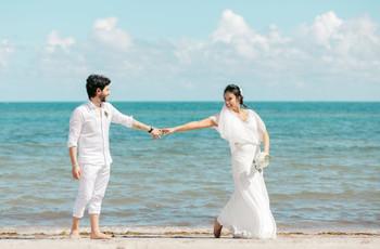 40 canciones que no pueden faltar en una boda en la playa