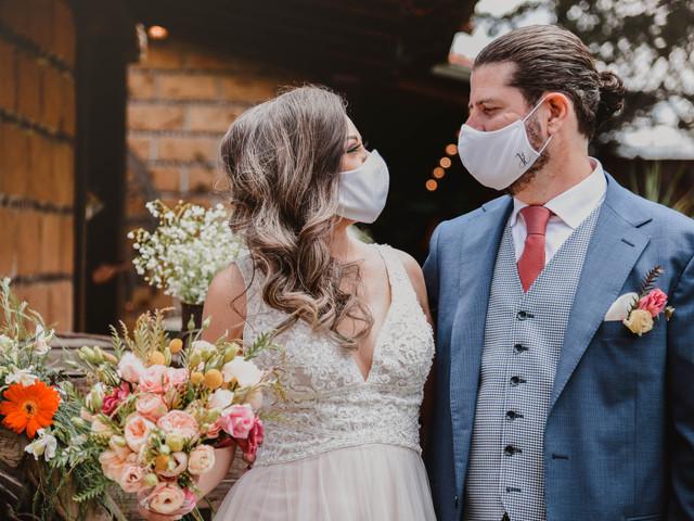 En México las bodas se planean con más medidas anti-COVID: informe global 2020