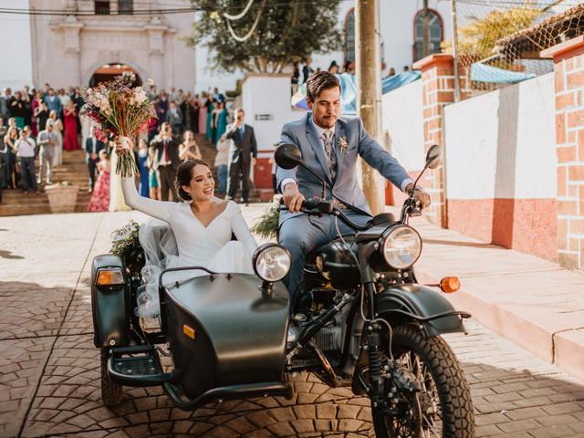 8 ideas de transportes originales para bodas