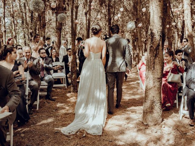 "Bodas en otoño: denle el ""sí"" a esta romántica estación"