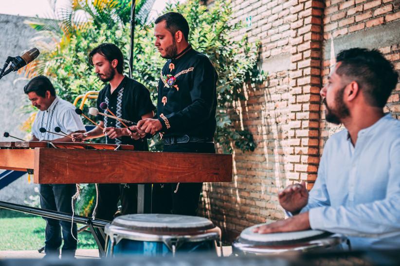 grupo en vivo música y entretenimiento para la boda