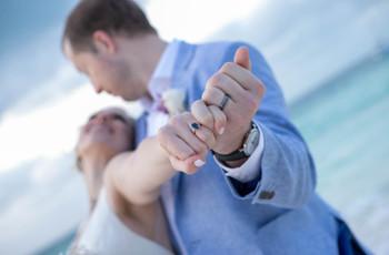 10 anillos de compromiso con piedras de color, ¿cuál elegirías para tu pareja?