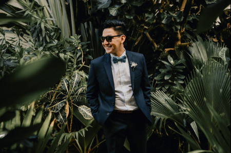 5 propuestas de trajes de novio para boda, ¡consigue un look perfecto!