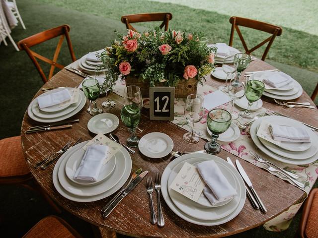 7 tips redondos para decorar mesas circulares en la boda