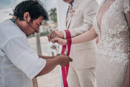'Handfasting', ¿en qué consiste este ritual simbólico para boda?