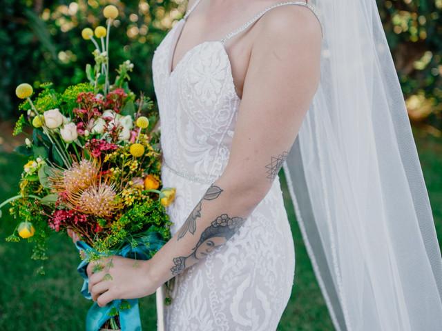 35 ramos de novia para bodas en otoño: ¡colorida nostalgia!