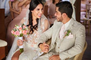 Agenda de tareas para boda católica