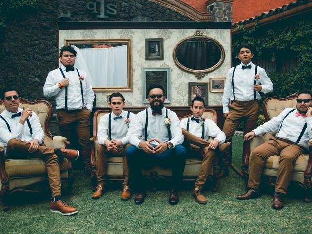 Si no saben cómo vestir a los 'best men', deben mirar estas 30 fotos
