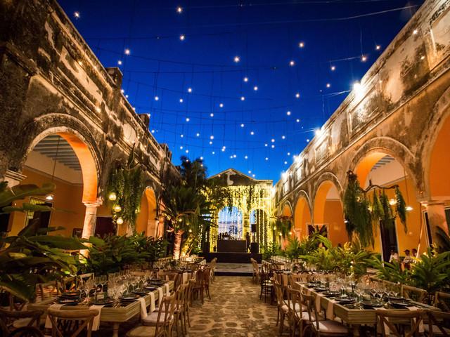 6 lugares maravillosos para casarse con una temática mexicana