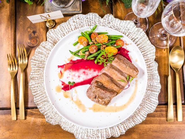 Menús para bodas en invierno: platos para que todos entren en calor