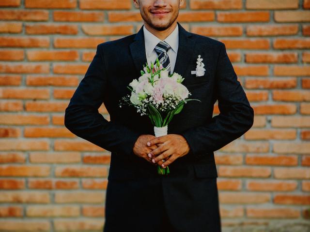 ¿Novio con cuello corto? 6 consejos para estilizar tu porte