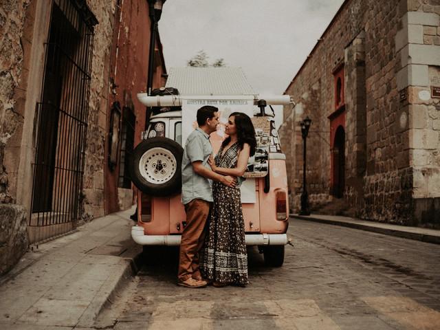 3 rutas en México para una luna de miel en la carretera