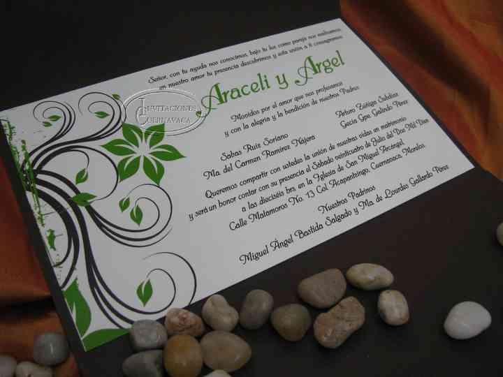 Invitaciones Cuernavaca