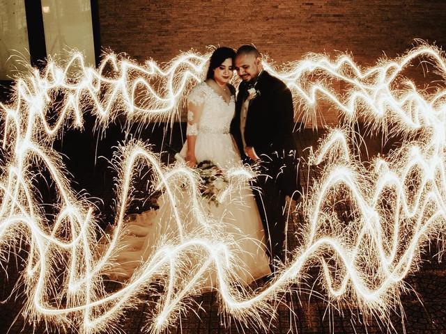 6 mejores momentos para poner fuegos artificiales y pirotecnia en la boda
