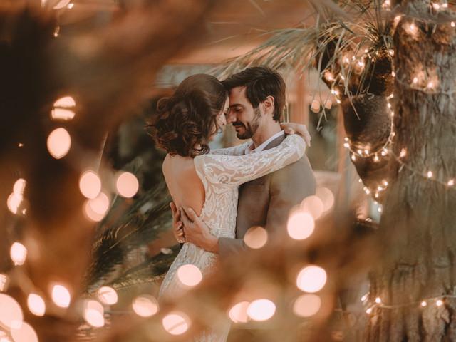 9 ideas encantadoras para iluminar su boda, ¡una no será suficiente!