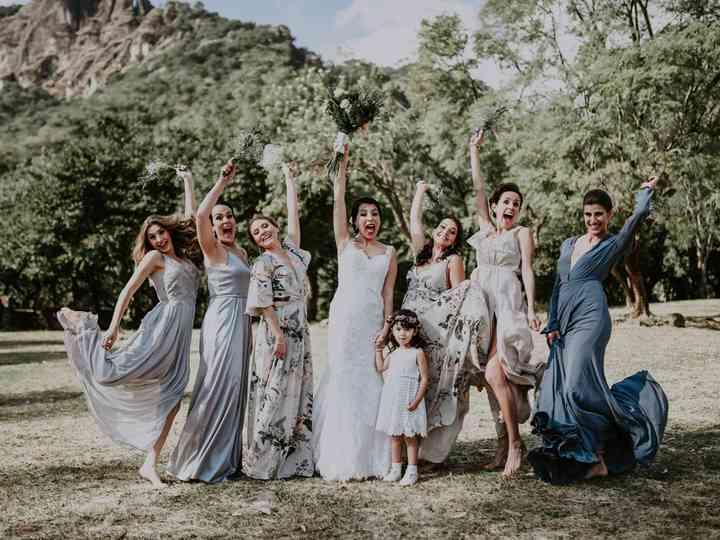 5 ideas de complementos para tus damas de honor