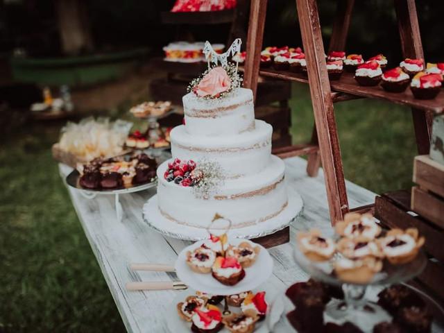 45 'naked cakes': pasteles más vestidos de lo que pensaban