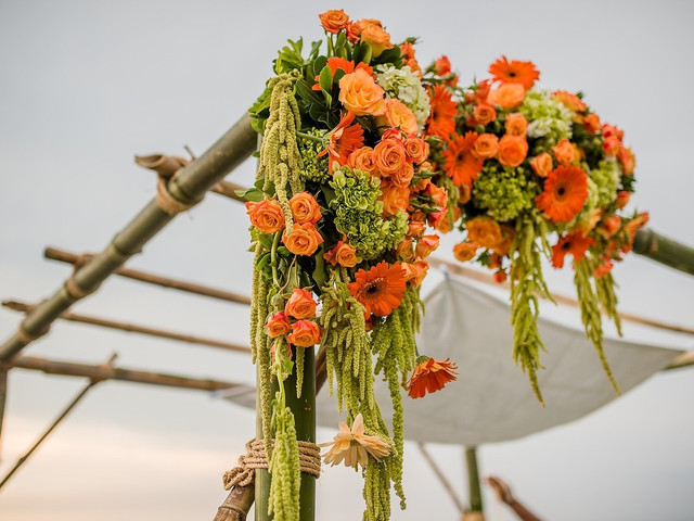 9 consejos para escoger a los floristas de su boda