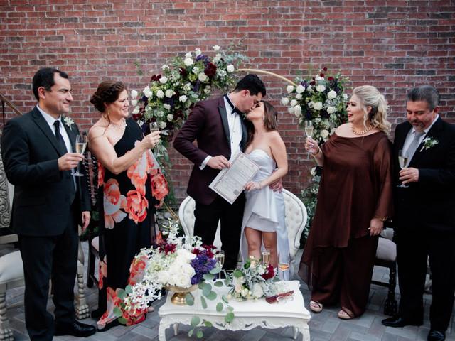 ¿Cuál es el papel de los testigos en una boda civil?