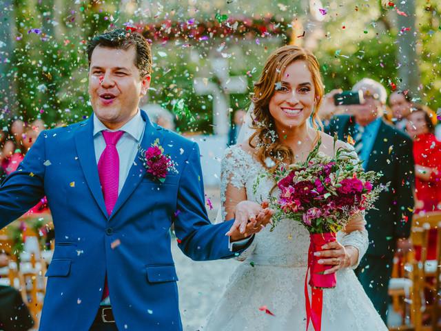¿Satisfechos con sus proveedores de boda? 6 maneras de agradecerles