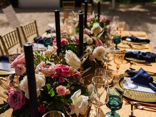 Manual para elegir la decoración floral de su boda: ¿qué aspectos considerar?