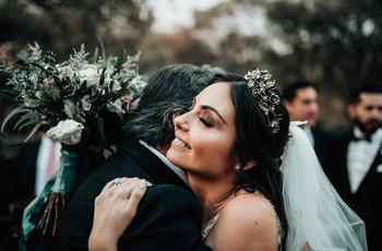 Carta a mi padre el día de mi boda: 20 cosas que agradecerle