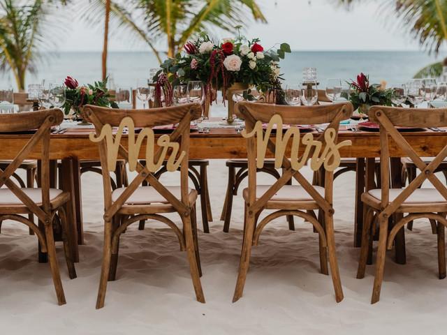 ¿Rentar solo el salón para la boda o contratar el paquete?