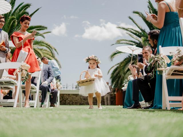 Grandes tips para vestir a los peques para una boda