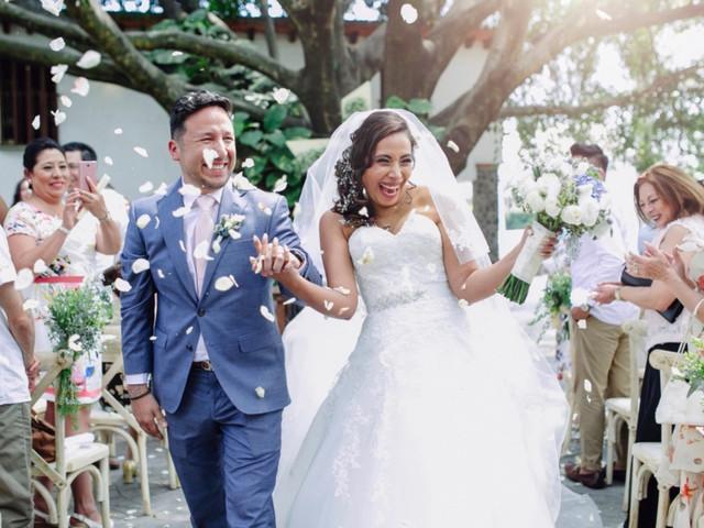 ¿Tuvieron los mejores proveedores de boda? Hora de evaluarlos