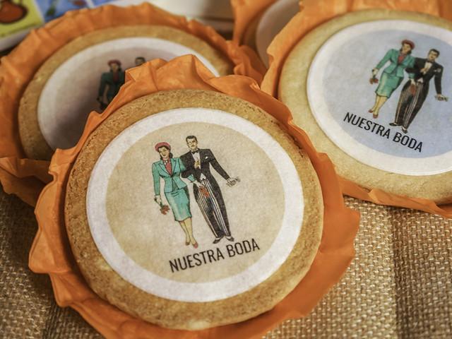 20 recuerdos de boda comestibles, ¿creen que alguno llegará a casa?