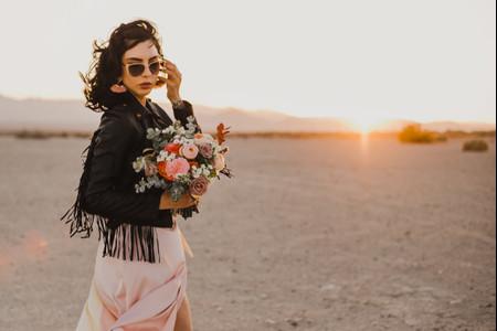 4 tipos de chamarras para novia, ¿cuál es tu favorita?