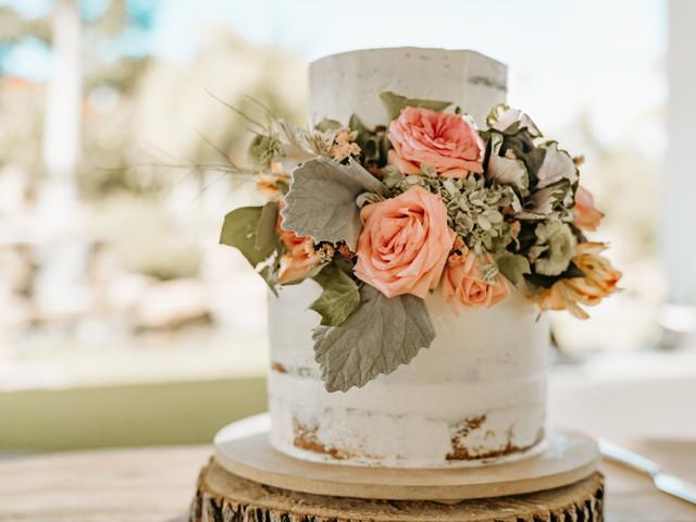 Estilos de pasteles para boda. ¡Elige el tuyo!